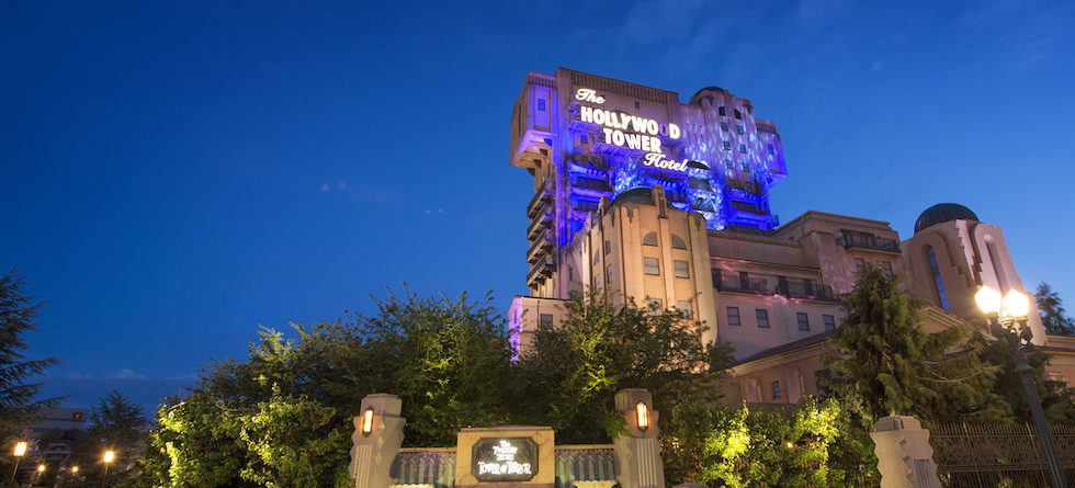 New details on enhancements coming to Twilight Zone Tower of Terror at Disneyland Paris