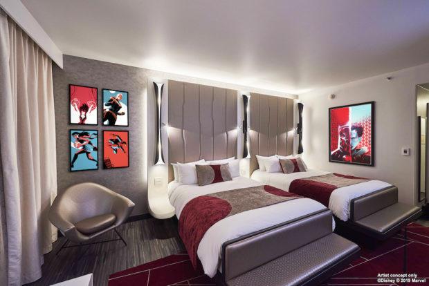 hotel new york the art of marvel
