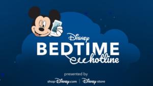 Disney Bedtime Hotline returns with new Disney Bedtime Adventure Box
