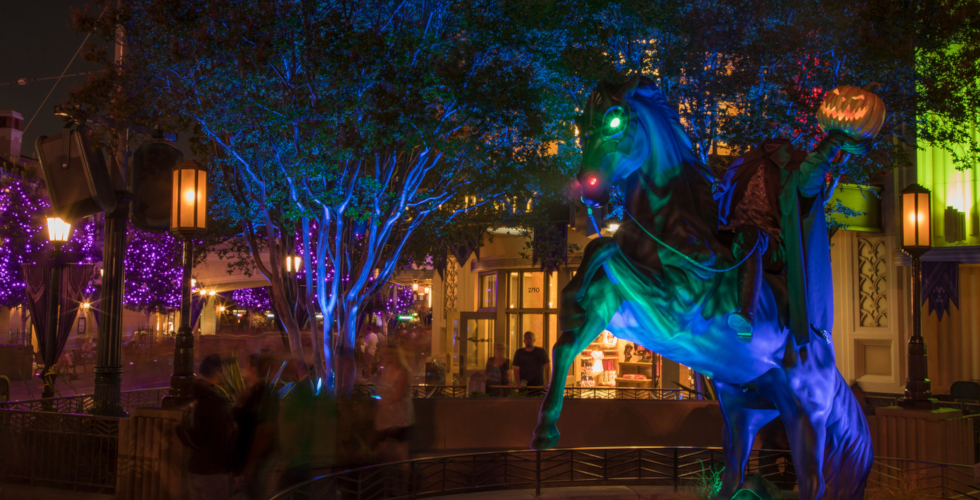 Disneyland Resort Happiest Haunts Tour Halloween