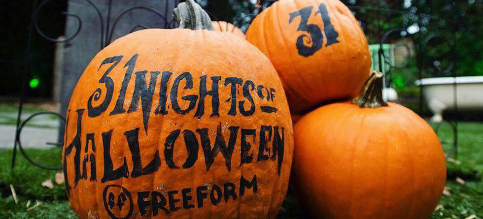 Freeform's Halloween House returns to Hollywood for 2019