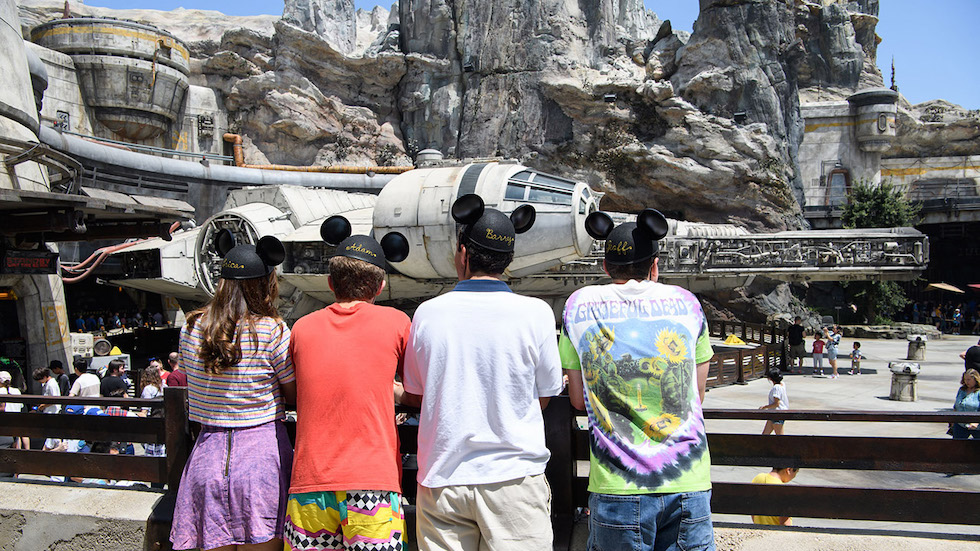 galaxy's edge takeover