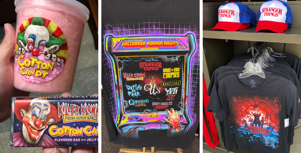 Halloween Horror Nights 2020 Souvenirs PHOTOS: Halloween Horror Nights merchandise appears at Universal