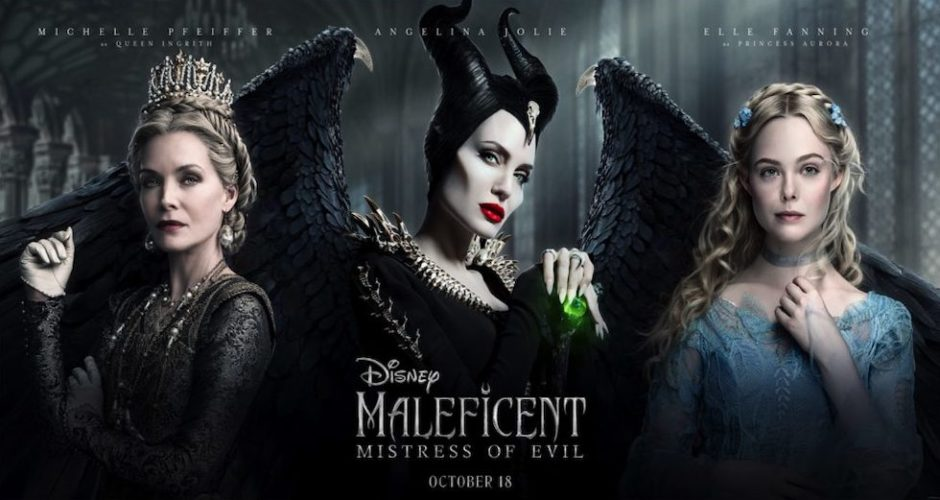 Sneak peek of 'Maleficent: Mistress of Evil' coming to Disney Parks