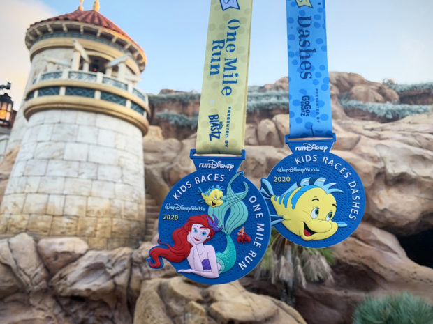 rundisney kids races 2020