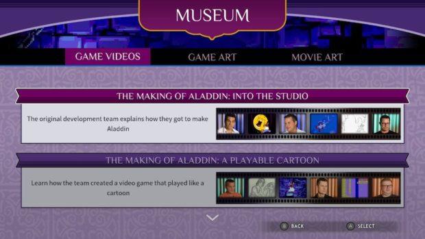 aladdin museum