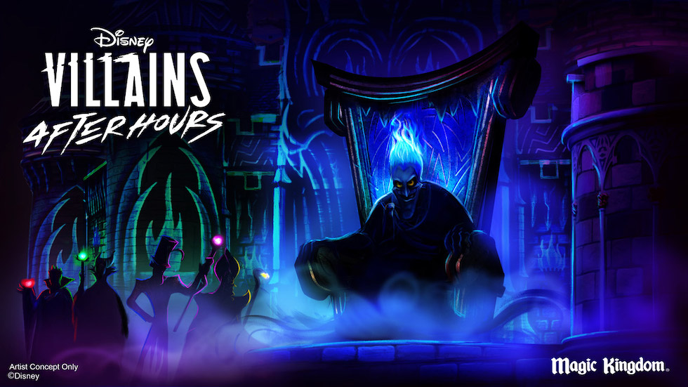 disney villains after hours