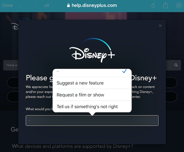 How to suggest a movie or television show be added to Disney+ - Attractions Magazine