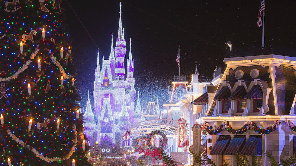 Whos Performing At The Disney Christmas Parade 2020 Full list of performers announced for annual Disney holiday specials