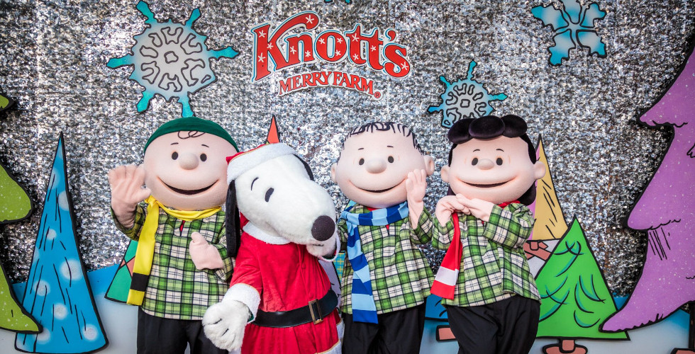Knotts Merry Farm 2019 Snoopy Peanuts featured