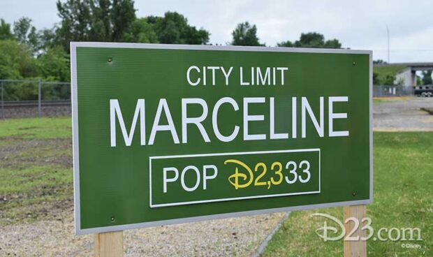 walt's marceline