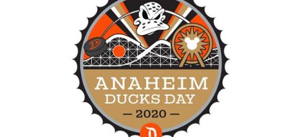 Anaheim Ducks Day returning to Disney California Adventure