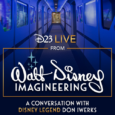 D23 to livestream event with Disney Legend Don Iwerks