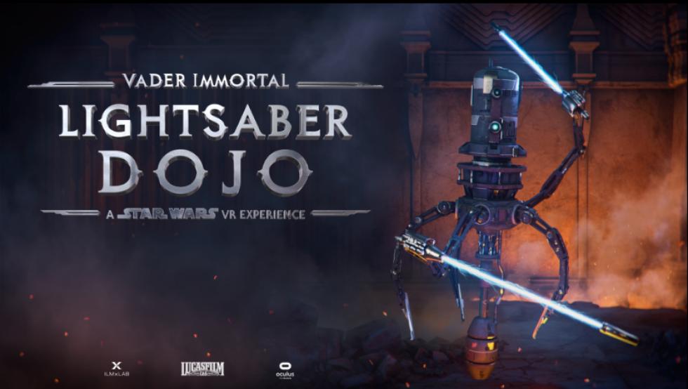 lightsaber dojo