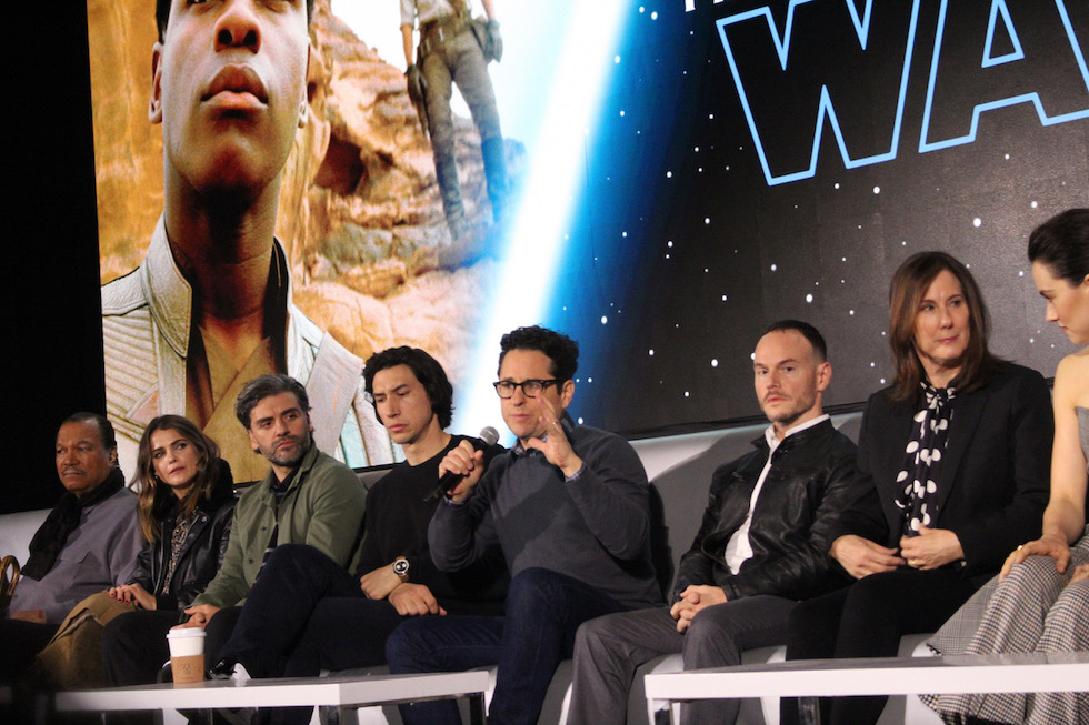 Star Wars The Rise Of Skywalker Cast Discuss Legacy Meaning And Family At Press Conference