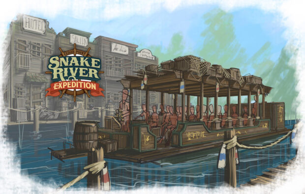 snake river expedition
