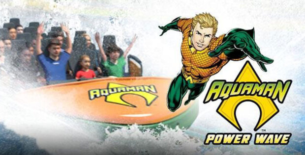 aquaman power wave