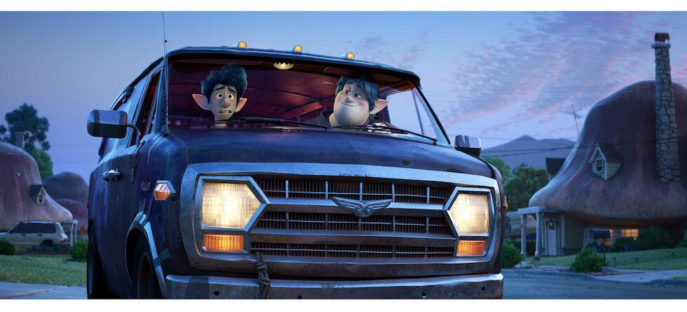 Sneak peek at Disney and Pixar's 'Onward' coming to Disney Parks