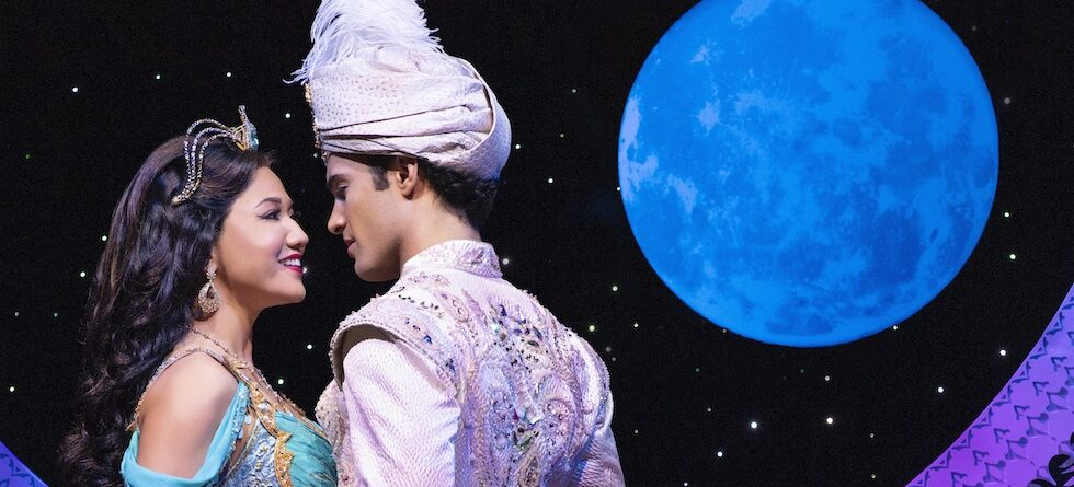 'Aladdin' makes all your Broadway show wishes come true