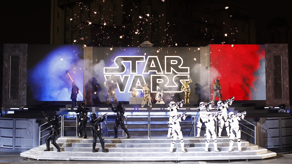 star wars: a galactic celebration
