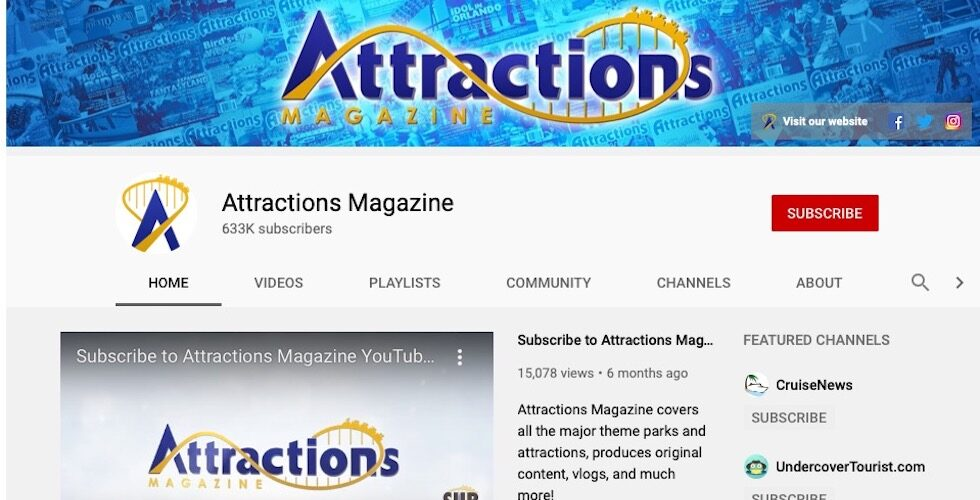 Attractions Magazine S Top 10 Youtube Videos Of The Decade