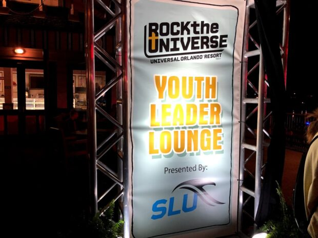youth leader lounge