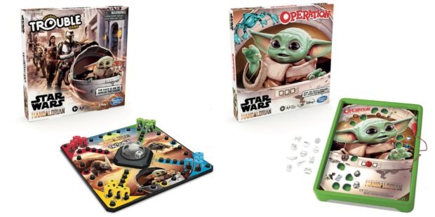 the mandalorian board games