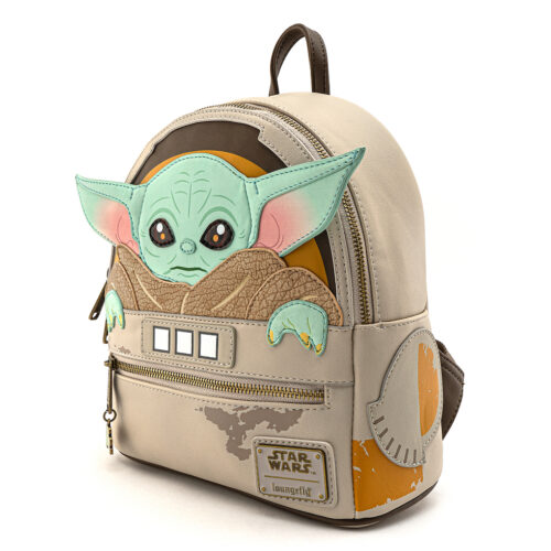 loungefly the child backpack