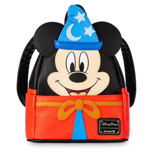 sorcerer mickey backpack