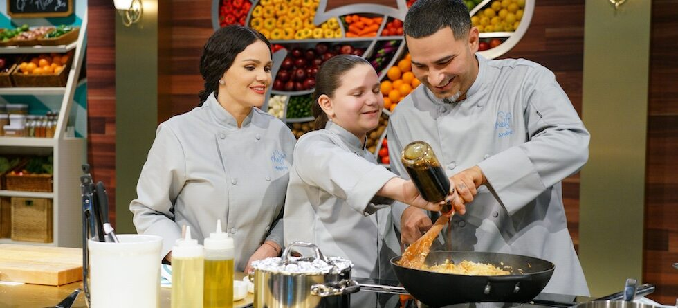 New series 'Be Our Chef' now streaming on Disney+