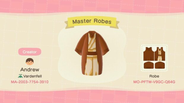 master robes