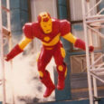 Marvel Super Heroes Showdown Iron Man