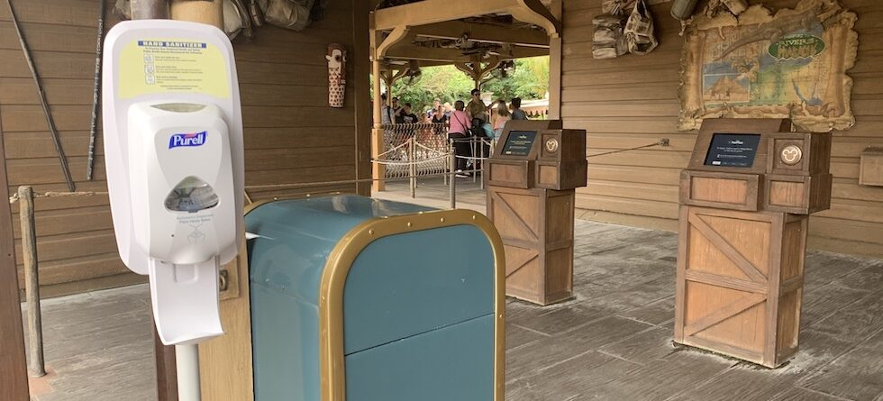 Coronavirus – Theme Park and Attraction Closings and Updates