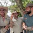 Gatorland brings animal education home with 'School of Croc'