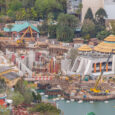 Photo Update: Jurassic Park 'Velocicoaster' continues construction amid closures