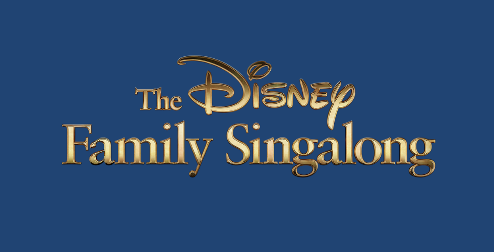 disney family singalong