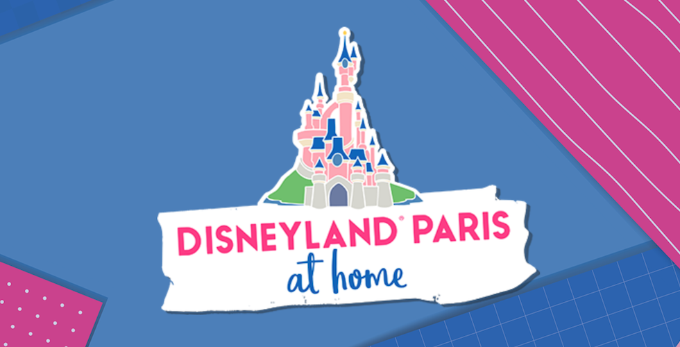 disneyland paris at home