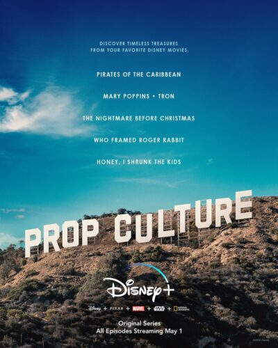 HARRY KNOWLES Meets Disney+ in PROP CULTURE Series Trailer