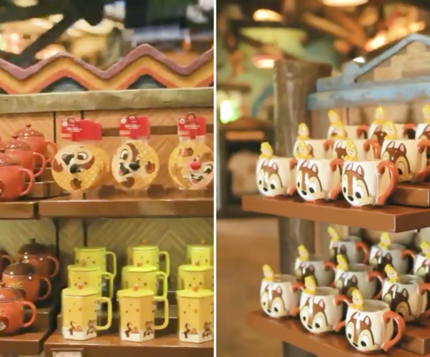 chip & dale's trading post