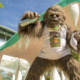 Gatorland reopens with Social Distancing Skunk Ape on the prowl