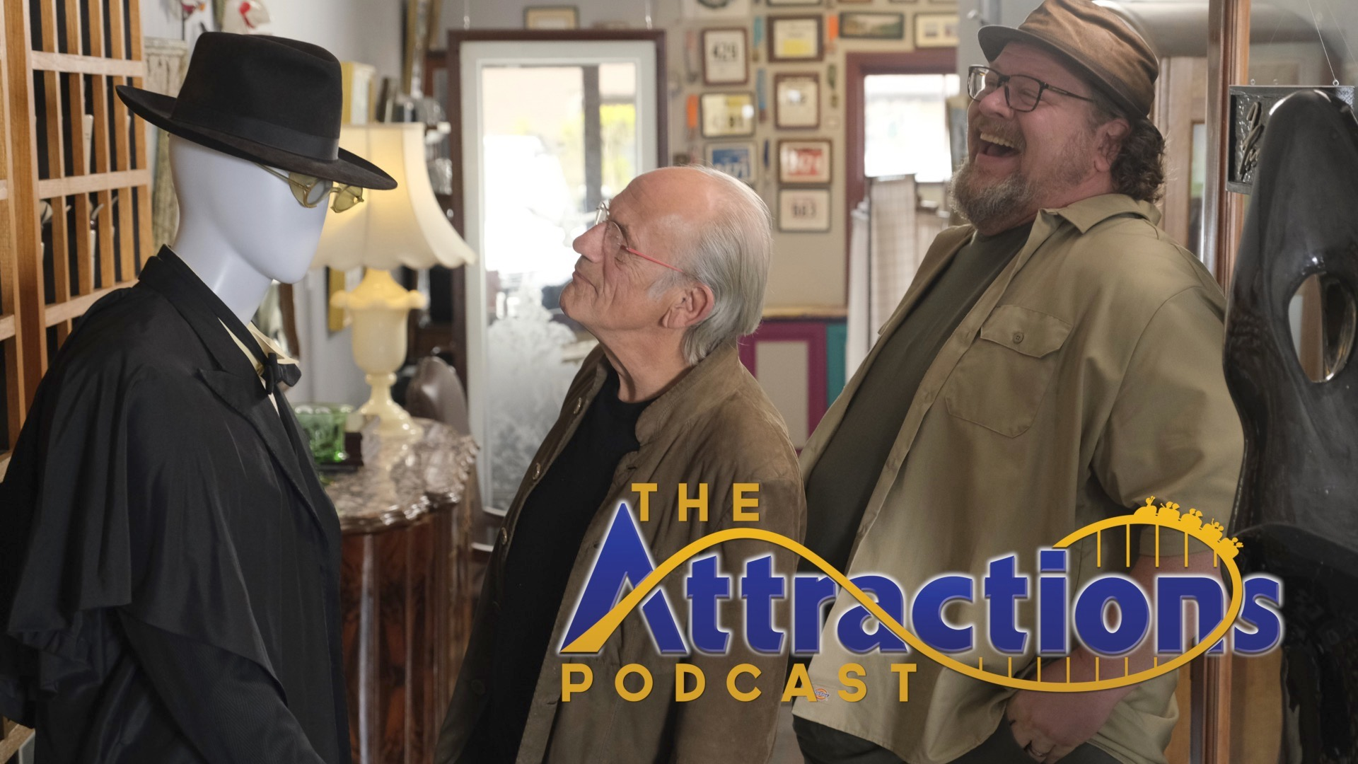 attractions podcast