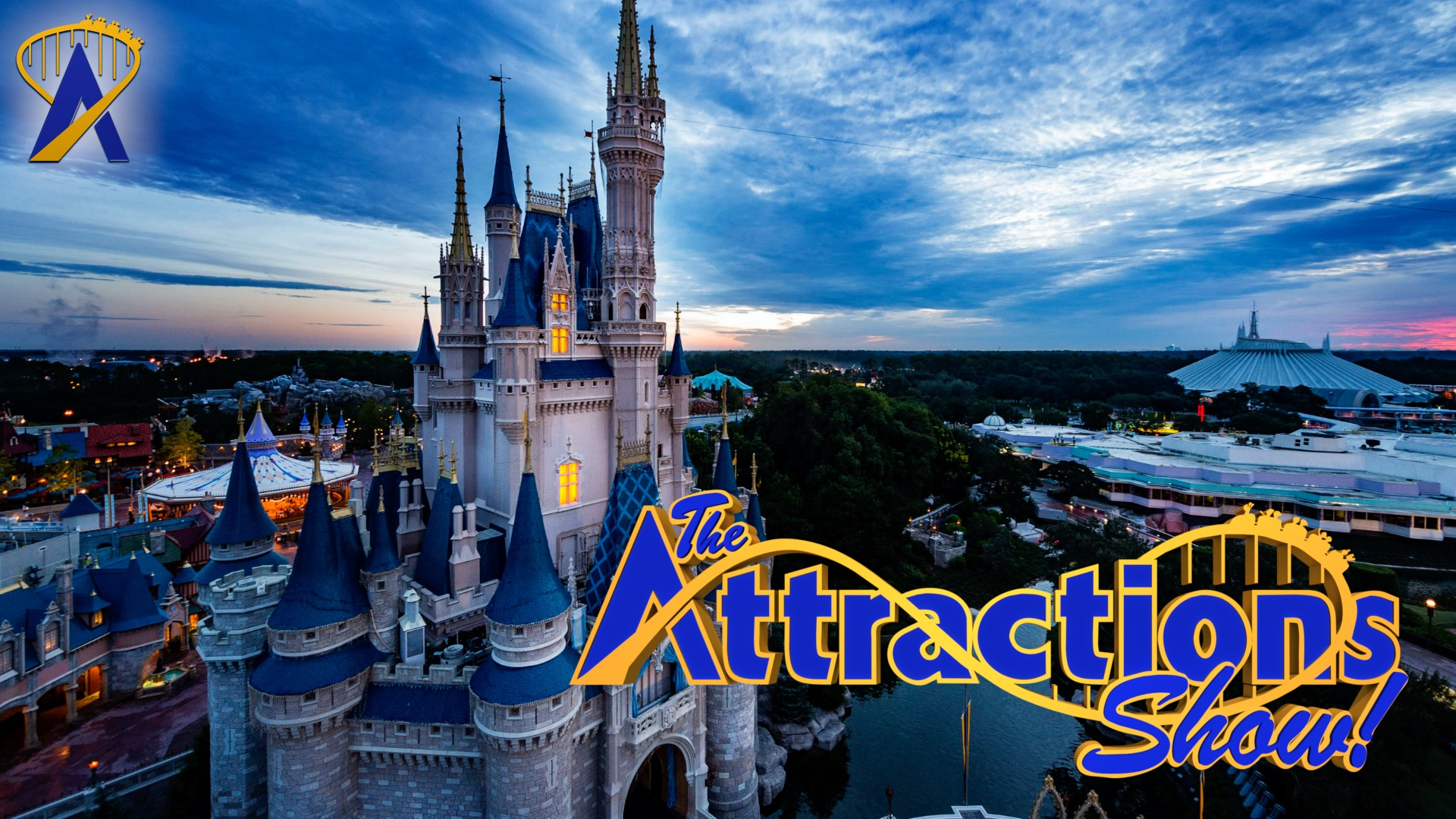 The Attractions Show! – Disney World Reopening Plans 24-hour Event Flashback