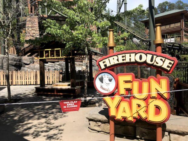 firehouse fun yard