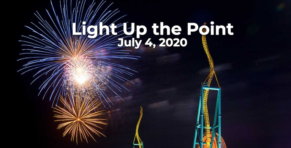 light up the point