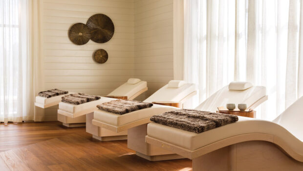 spa relaxation areas