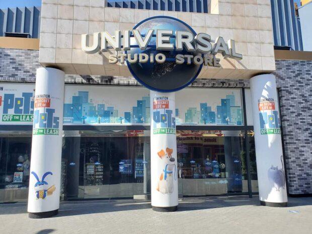 universal studio store