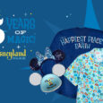 Disneyland shares first look at 65th anniversary merchandise