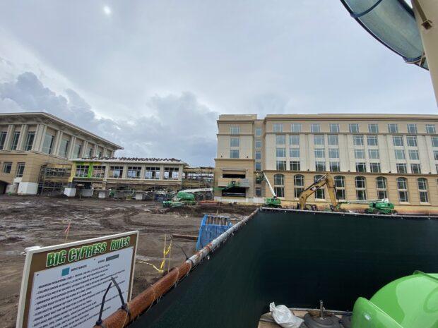resort expansion