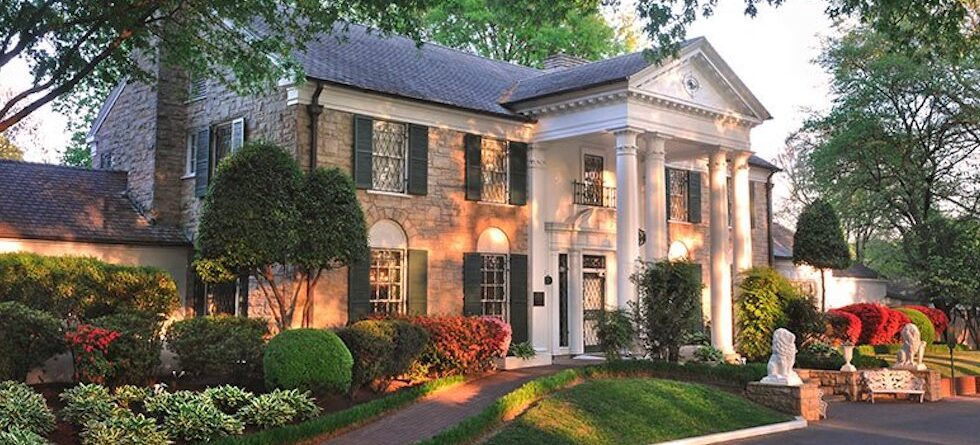 Graceland to offer live virtual tours of Elvis Presley's home