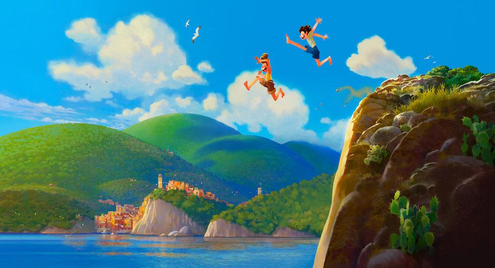 Pixar Announces New Film LUCA